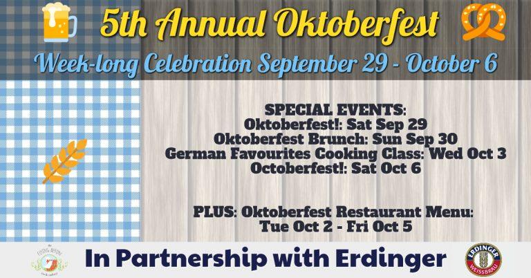 Oktoberfest Week