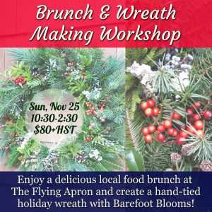 Brunch Wreath Making Workshop