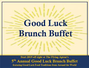 Good Luck Brunch Buffet