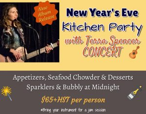New Year's Eve Kitchen Party