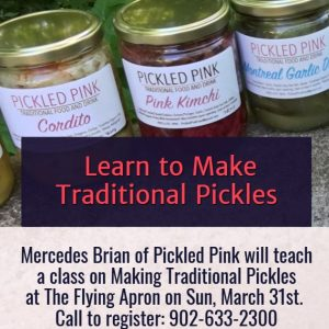 Making Traditional Pickles