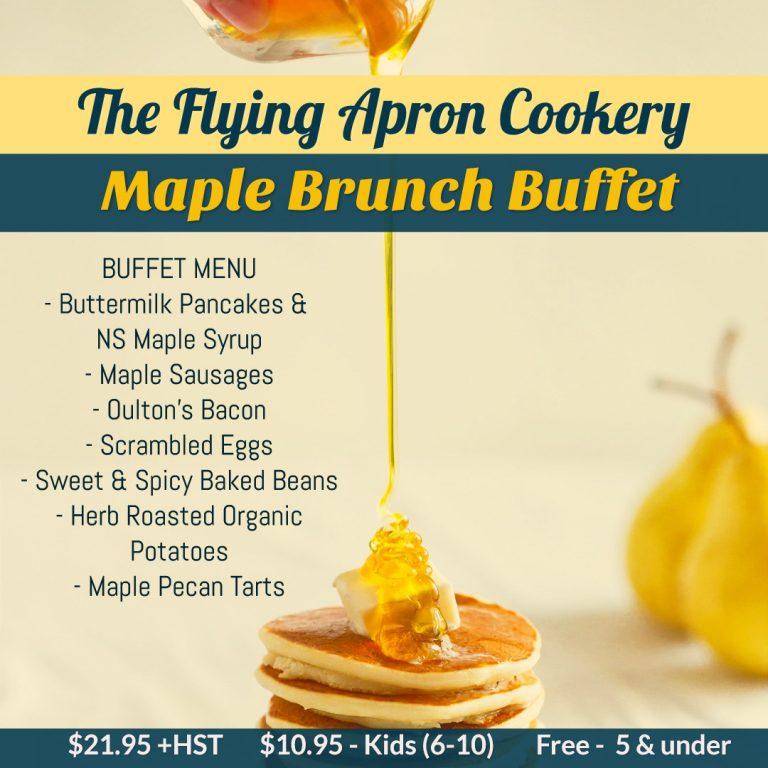 Maple Brunch Buffets