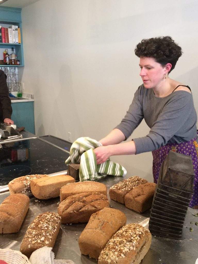 Sourdough Bread Making