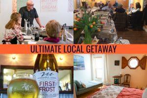 Local Culinary Getaway